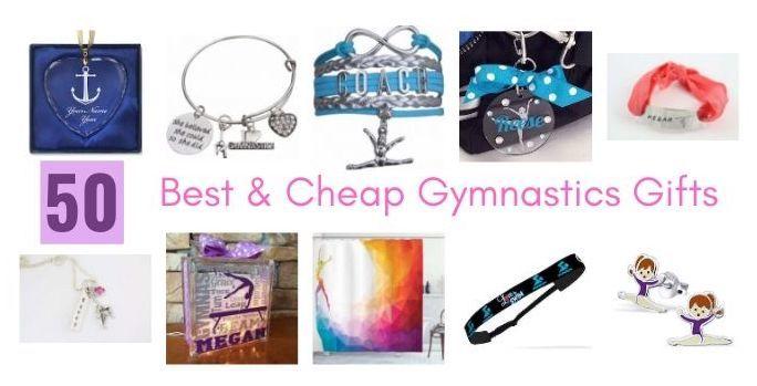 Cheap gymnastics gifts ideas