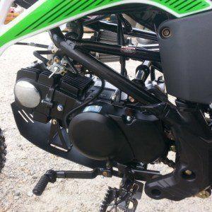 Apollo Dirt Bike 125cc Reviews: DB-X18