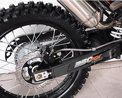 Apollo Dirt Bike 250cc Review: AGB-36