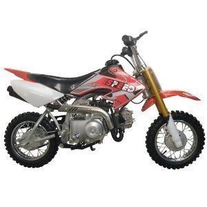 Coolster Semi Automatic Dirt Bike