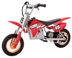 dirt bike for 12 year old