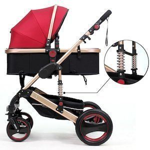 a perfect belecoo travel system