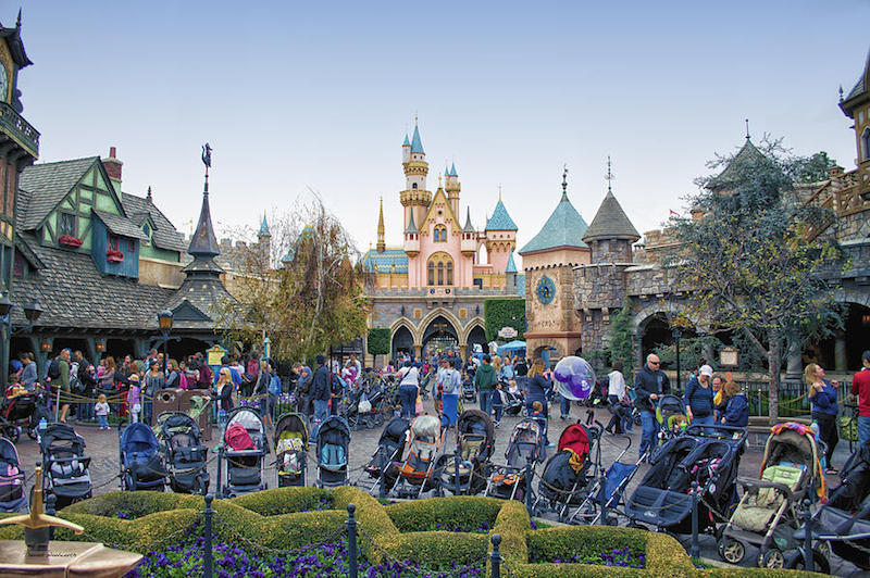 best double stroller for disney