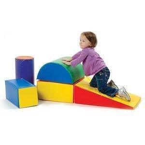 constructive playthings tcf-323 lightweight vinyl soft play forms