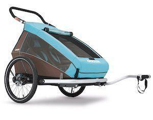 croozer bike trailer reviews