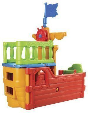 ecr4kids play boat