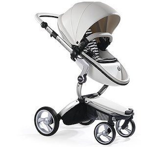 mima stroller review
