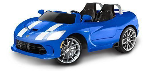 Rubie's Kid Trax Dodge Viper SRT 12V Ride On