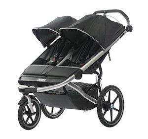 thule urban glide double jogging