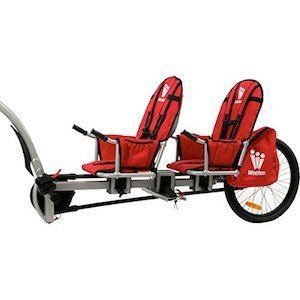 Weehoo iGo 2 Bike Trailer