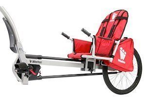 Weehoo Kids Turbo Bicycle Trailer
