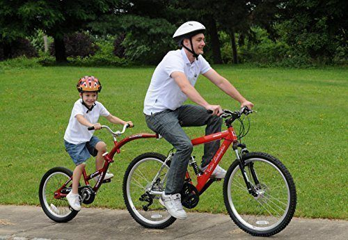 your kids can learn how to relax during a bike ride and further enhance their skills