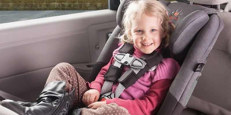 the safest and best convertible car seats for tall babies