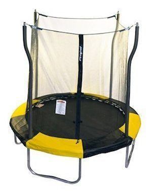 Propel Trampolines Indoor/Outdoor Trampoline with Enclosure
