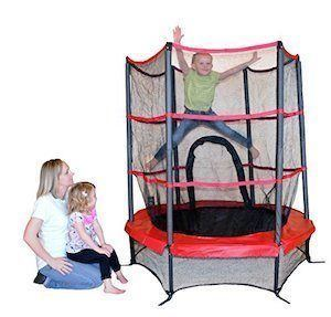 Propel Trampolines PTS55-RE Junior Trampoline with Enclosure