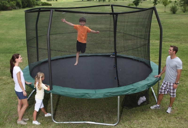 bounce pro trampoline reviews