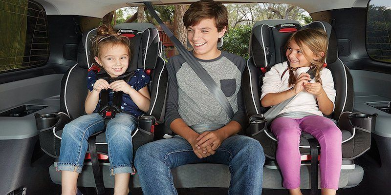 slim car seats on the market