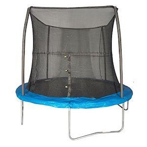 JumpKing Outdoor Trampoline & Safety Net Enclosure Kit
