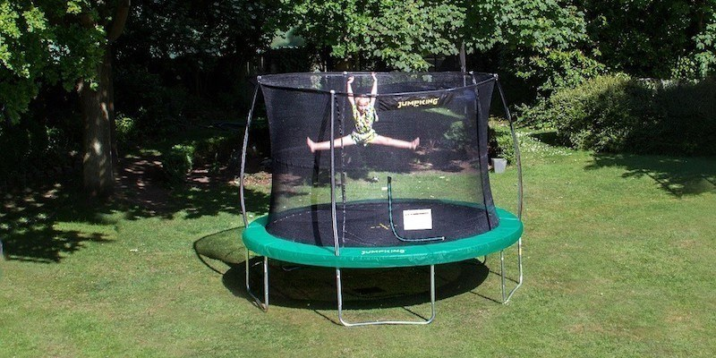 best trampoline for outdoor
