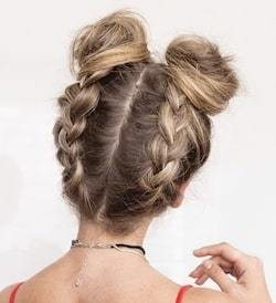 Cute And Easy Gymnastics Hairstyles