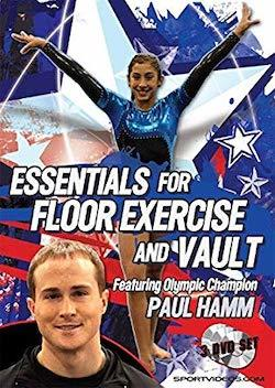Essentials For Floor Exercise And Vault With Paul Hamm