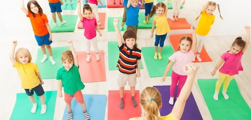 fun gymnastics games for kids