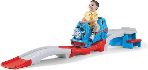 ride on train with track for toddlers