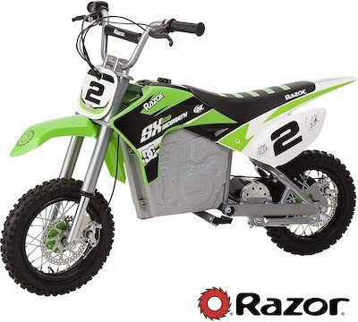 dirt bike for 10 year old