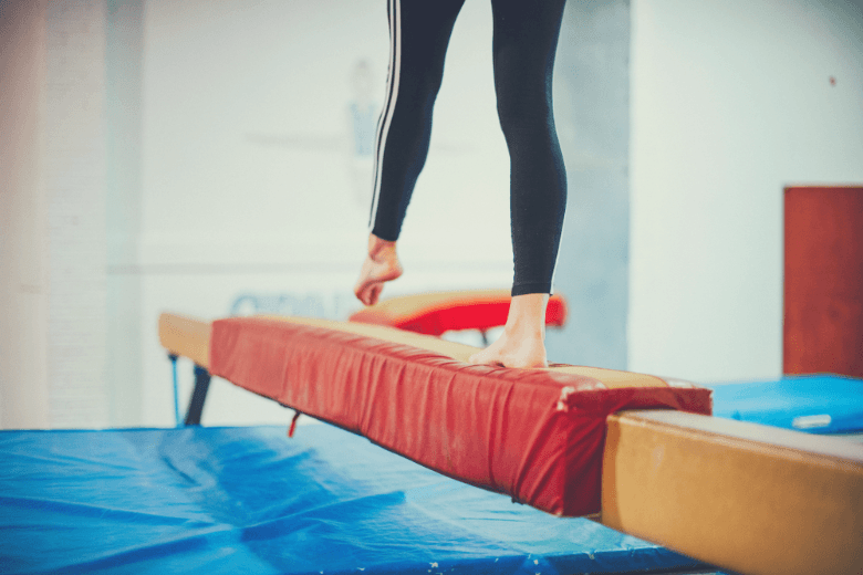 best gymnastics balance beam for home