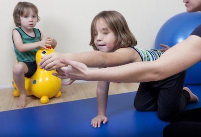 gymnastics tutor training your child