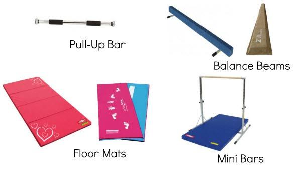 gymnastics gear for home