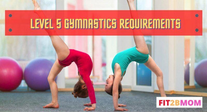 Level 5 gymnastics requirements