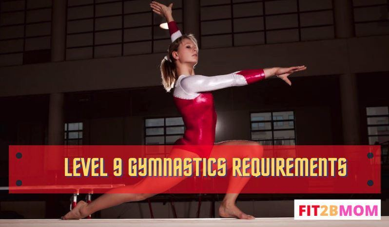 Level 9 gymnastics requirements