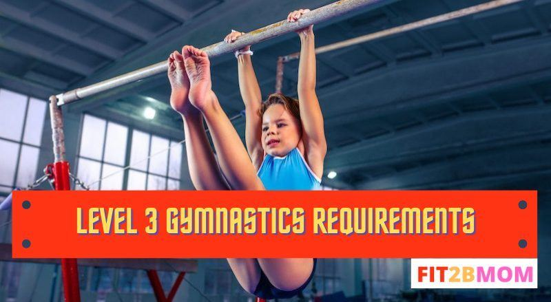 level 3 gymanstics requirements