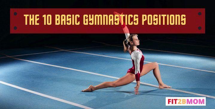 gymnastics positions