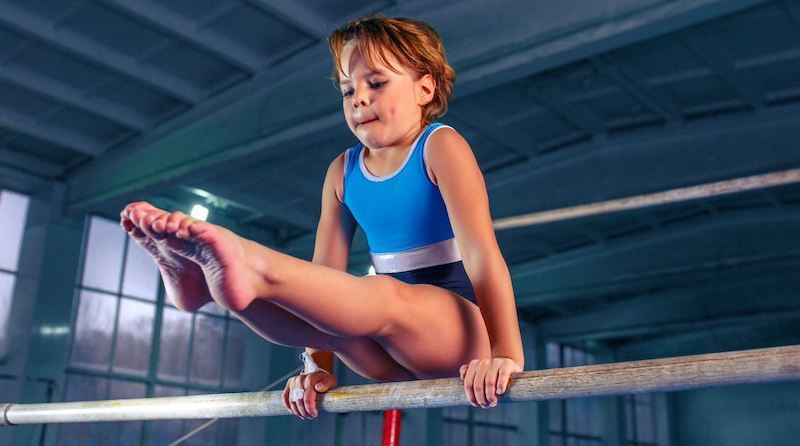 strength training for gymnasts