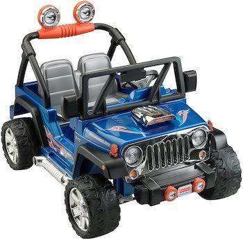 best power wheels for grass